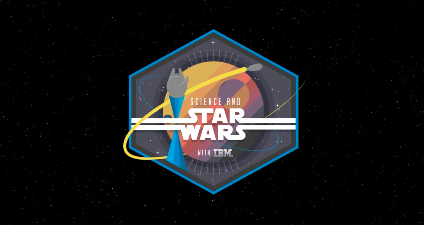 Star Wars Science Logo