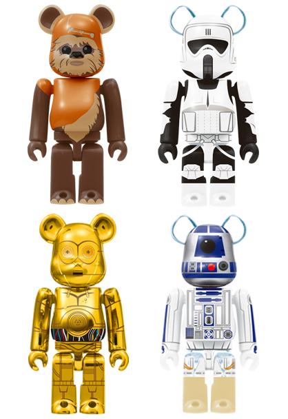 Medicom Toys Bearbricks