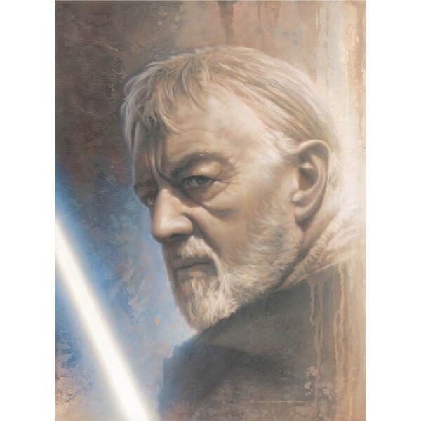 Artwork Obi-Wan Jerry Vanderstelt