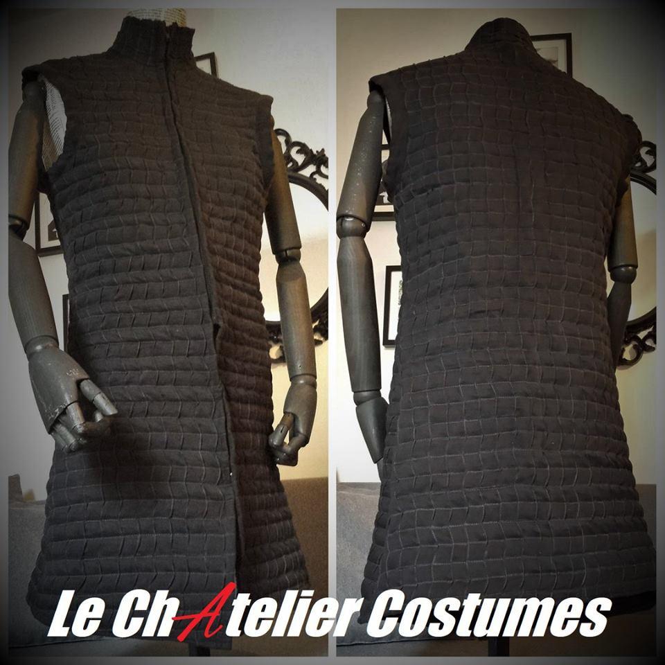 le chatelier costume Kylo Ren V2