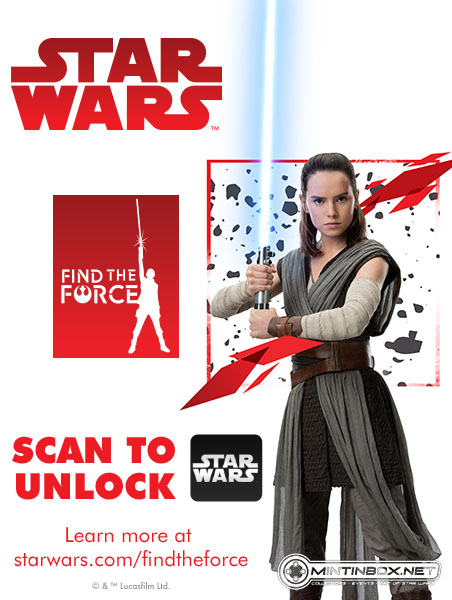 Force Friday II Find The Force Rey