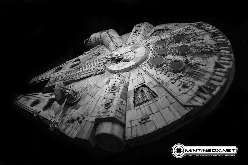 Star Wars Idnetities Faucon Millenium