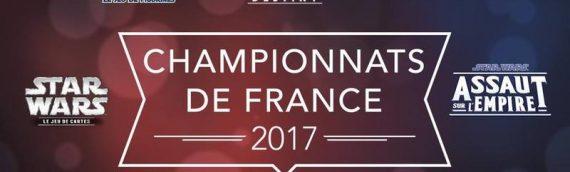 Asmodee – Les championnats de France des jeux Star Wars