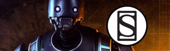Sideshow Collectibles : K-2SO Premium Format Behind the Scene