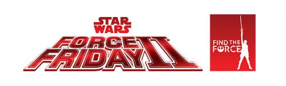Star Wars Force Friday II – Find the Force avec Paul