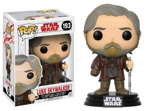 Funko POP The Last Jedi Wave 1