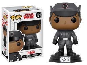 Funko POP The Last Jedi Wave 1