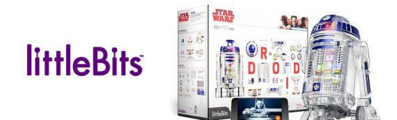 Unboxing : LittleBits Droid Inventor Kit en vidéo
