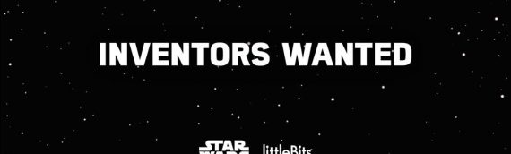 Little Bits – Inventors Wanted