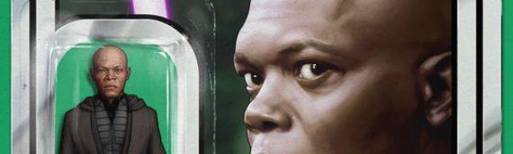 """MARVEL – Couverture exclusive pour le premier numéro de """"Mace Windu"""""""