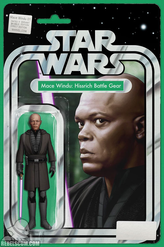 Marvel Mace Windu action figure cover