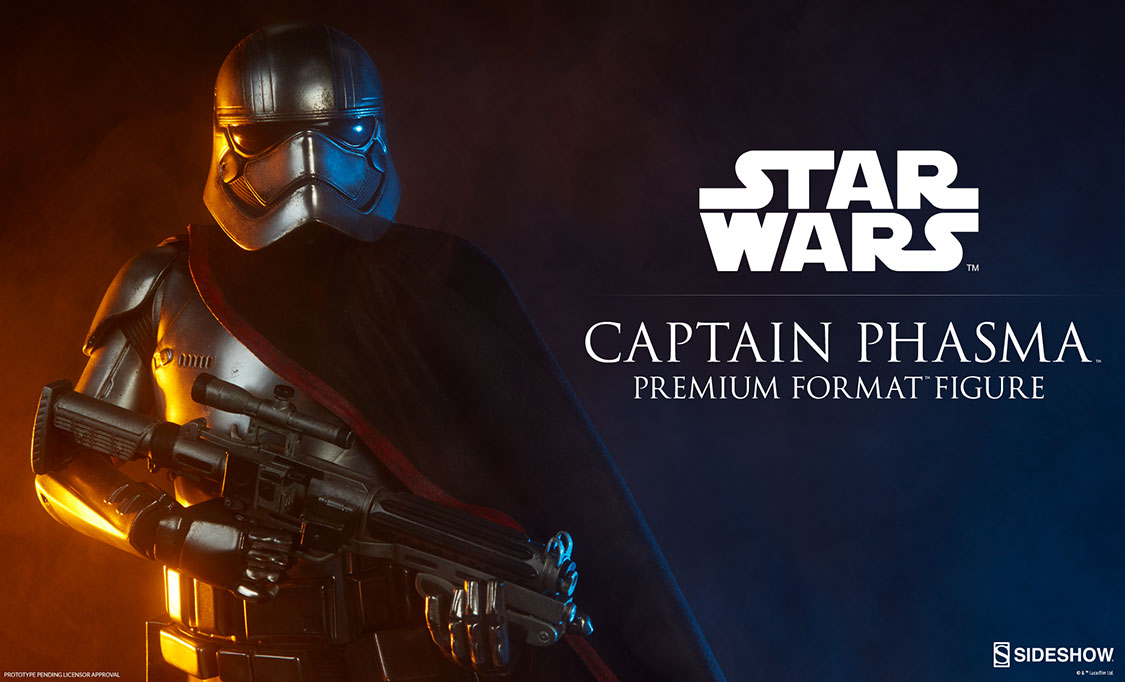 Sideshow Collectibles Captain Phasma
