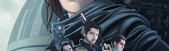 Star Wars Rogue One – Le roman illustré