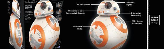 Spin Master : Hero BB-8 radio commandé