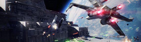 Star Wars Battlefront II à la Gamescom