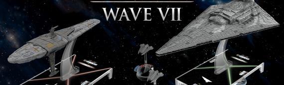 Fantasy Flight Games : Star Wars Armada – Wave VII