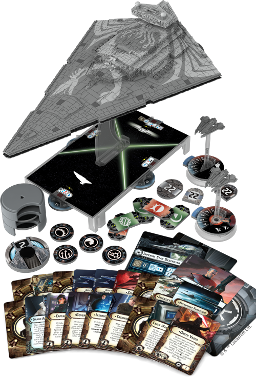 Star Wars Armada Wave VII