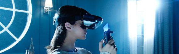 Un projet de jeu en réalité virtuelle signé Disney et Lenovo