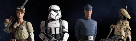 Star Wars Battlefront II : les personnages jouables