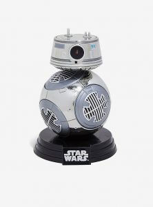 Funko POP Chrome BB-9E