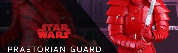 Hot Toys – Praetorian Guards Sixth Scale Figure Preview