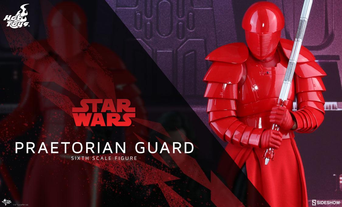 hot Toys praetorian gards