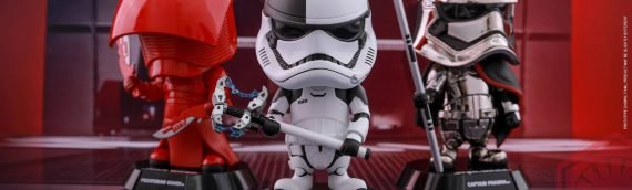 Hot Toys – Cosbaby The Last Jedi