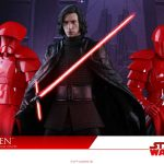 Hot Toys The Last Jedi Kylo Ren