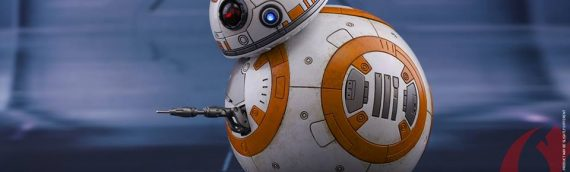 Hot Toys : The Last Jedi BB-8 Sixth Scale Figure