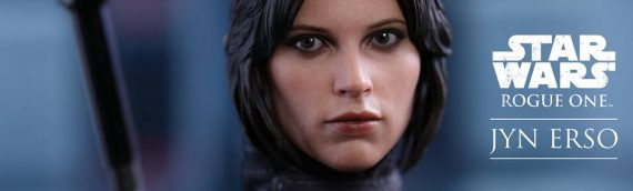 Hot Toys – Jyn Erso Imperial Disguise en version finale