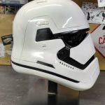 Casque Stormtrooper First Order TFA TLJ