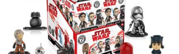 Funko – Mystery Minis Star Wars : The Last Jedi exclu Walgreens