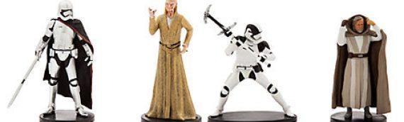 Disney – Figurines de luxe Star Wars The Last Jedi