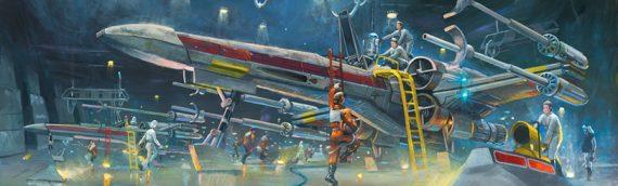 ACME Archives : De nouveaux artworks Star Wars pour le Force Friday II