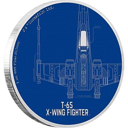 NZ Mint Star Wars Coin