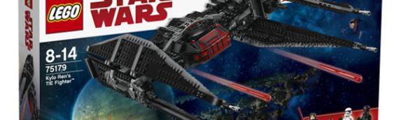 LEGO – Tous les sets The Last Jedi sont en ligne