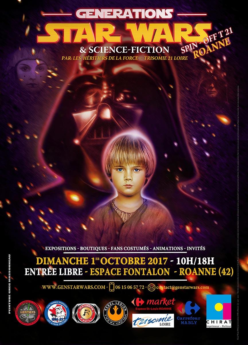 Generations Star Wars T21