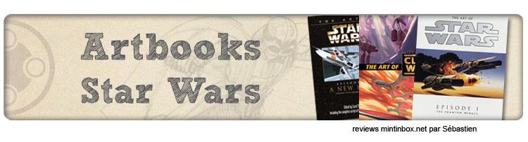 Banner Star Wars Artbooks