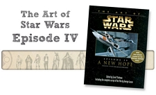 Star Wars Artbooks A New Hope