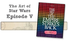 Star Wars Artbooks Episode V Empire Strike Back