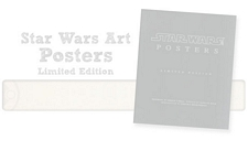 Star Wars Artbooks Limited Edition
