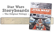Star Wars Artbooks Storyboard