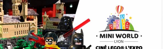 Mini World Lyon : Ciné LEGO l'Expo