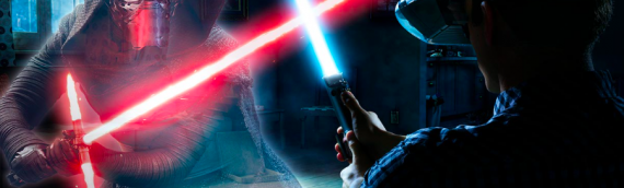 Star Wars – Jedi Challenge par Lenovo