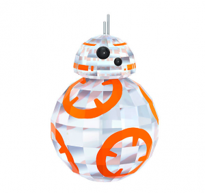 swarovski R2-D2 BB-8
