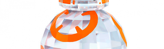 Swarovski : R2-D2 & BB-8 se cristallisent