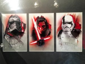 Disney Artworks Droids First Order