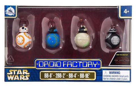 Droid Factory Disney