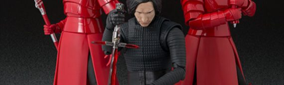 Tamashii Nations – Le plein de figurines The Last Jedi S.H. Figurarts