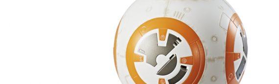 Hasbro – Star Wars Hyperdrive BB-8 en vidéo